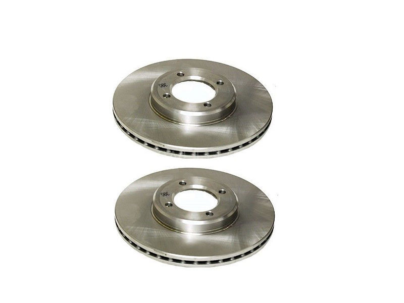 Rear Rotors Set Toyota Corolla 2002-2008 Taiwan in Lahore