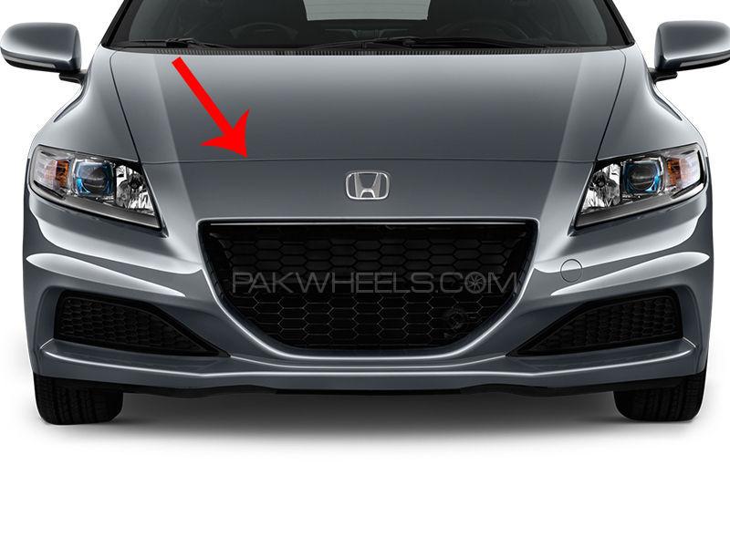 Front Bumper Honda CRZ Genuine Image-1