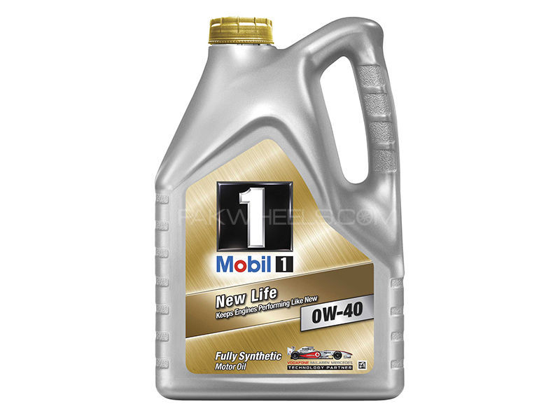 Mobil1 0w40 SN - 4L Image-1