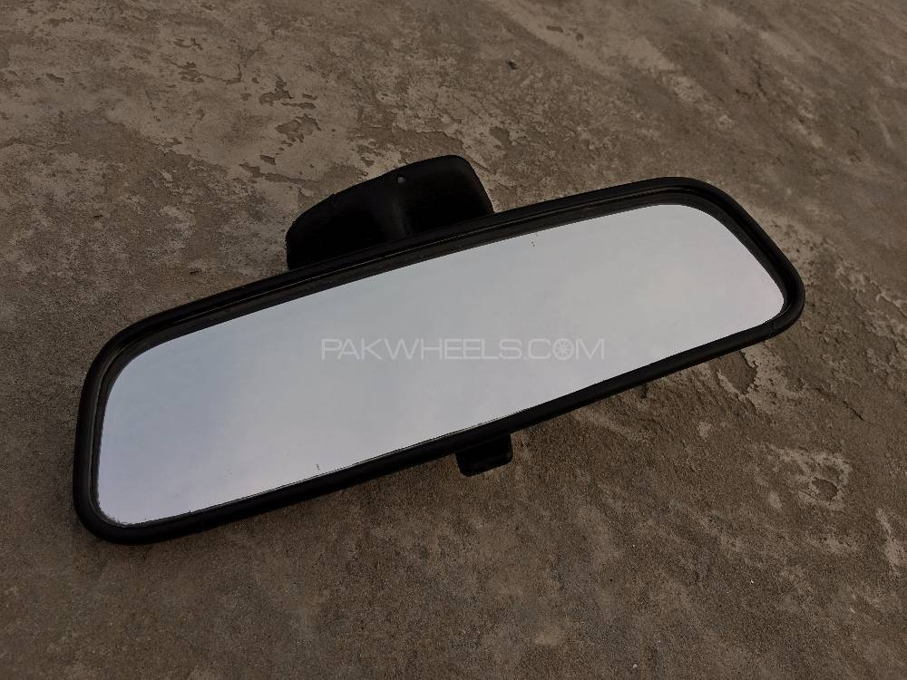 Mercedes Benz W108 & W109 Front Grill, Indicator Switch & Mirror Image-1