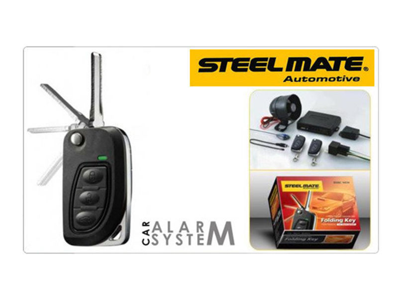 Steelmate folding Key System - 838C in Lahore