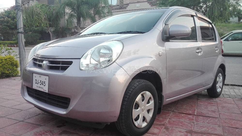 Toyota Passo X V Package 2011 Image-1
