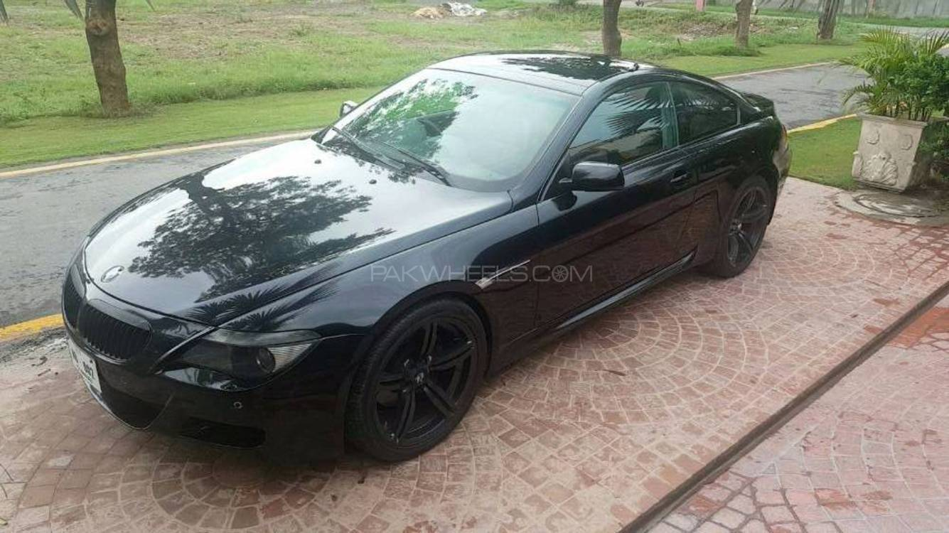 BMW 6 Series 645i 2004 Image-1