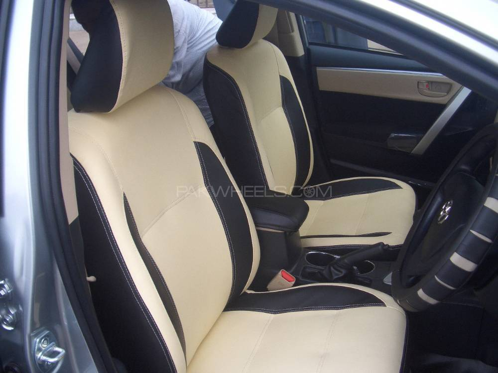 toyota corolla 2017 seat cover for sale in karachi parts accessories 2581102 pakwheels. Black Bedroom Furniture Sets. Home Design Ideas