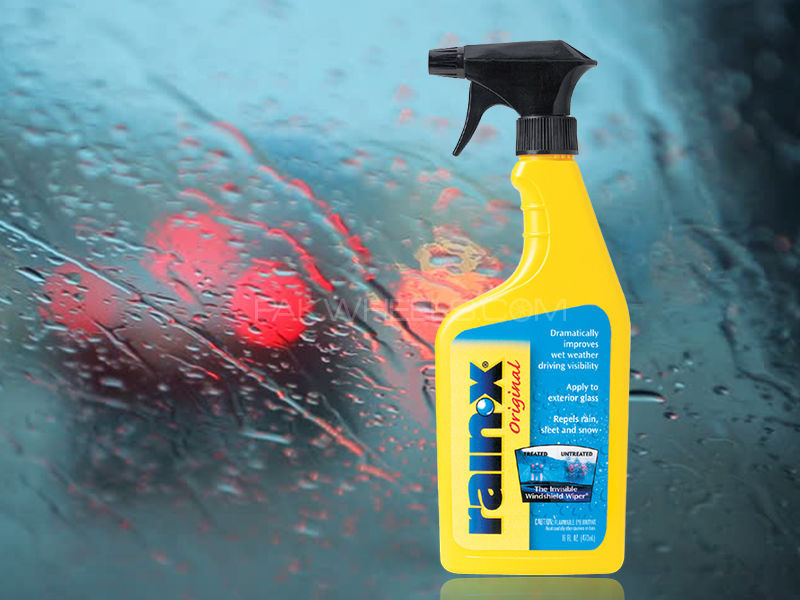 Rain-X Glass Water Repellent 473ML in Lahore
