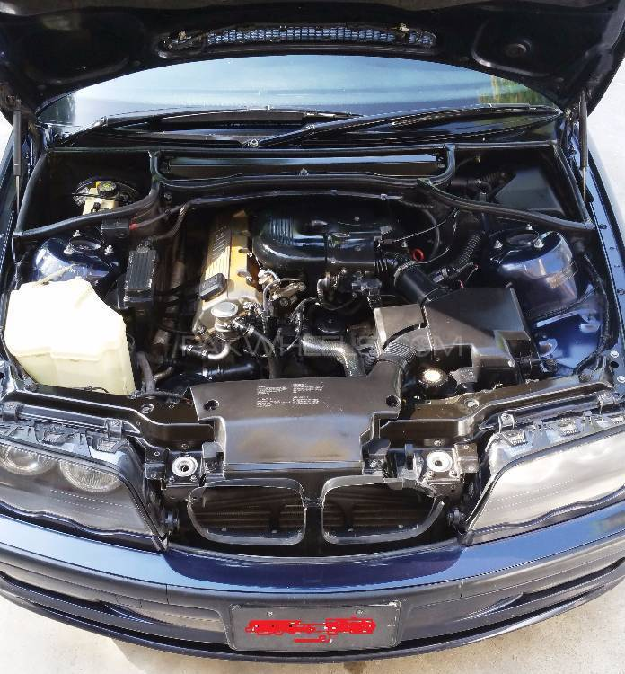 BMW 3 Series 318i 2001 For Sale In Lahore