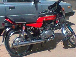 Kawasaki GTO 125 1992 Image-1