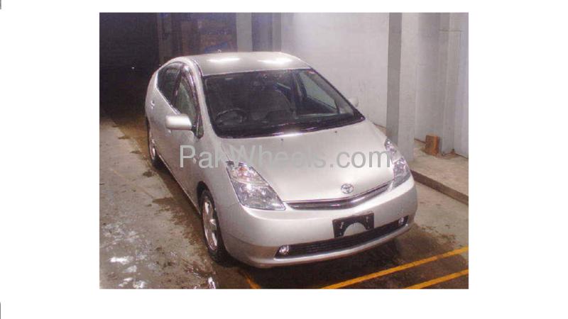 Toyota Prius S 1.5 2007 Image-3
