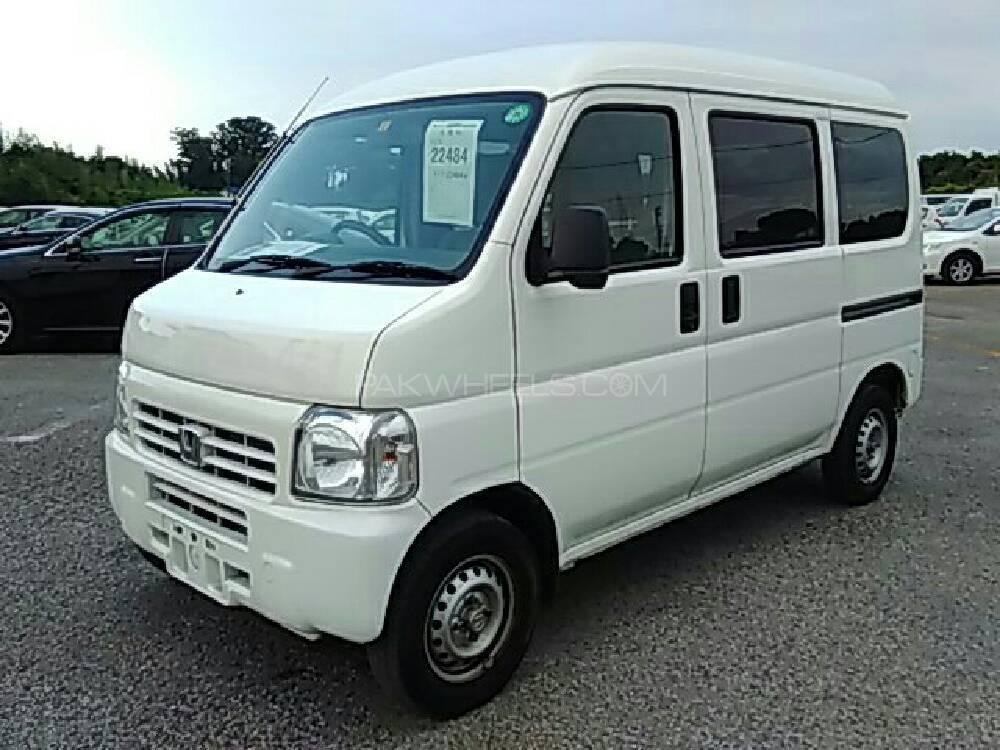 Honda Vamos Hobio G 2013 Image-1