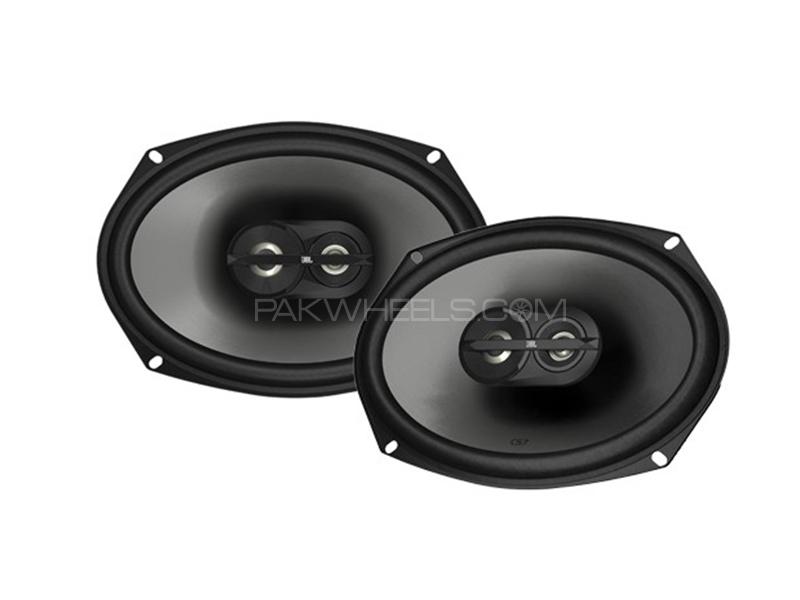 """Jbl  6"""" x 9"""" 210W 3 Way Coaxial speakers - CS769  in Lahore"""