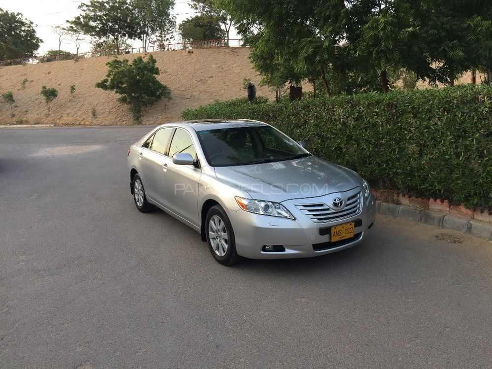 toyota camry up spec automatic 2 4 2007 for sale in. Black Bedroom Furniture Sets. Home Design Ideas