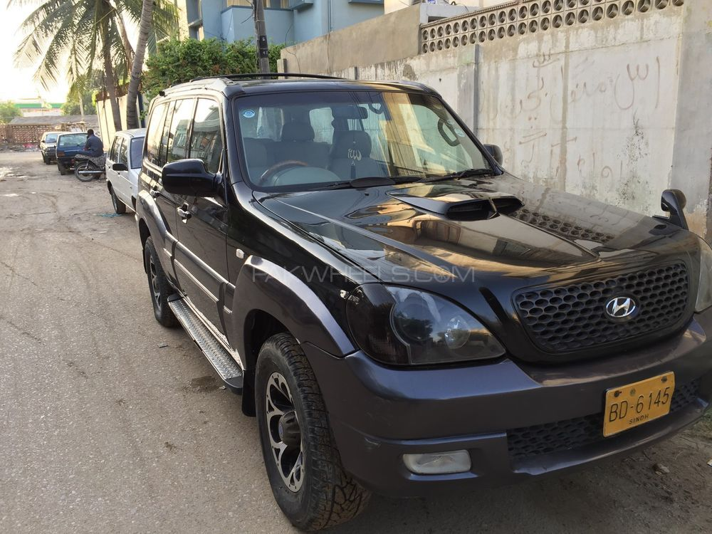 hyundai terracan 2007 for sale in karachi pakwheels. Black Bedroom Furniture Sets. Home Design Ideas