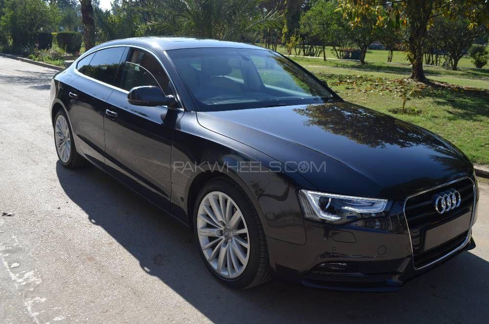 Audi A5 1.8 TFSI 2015 Image-1