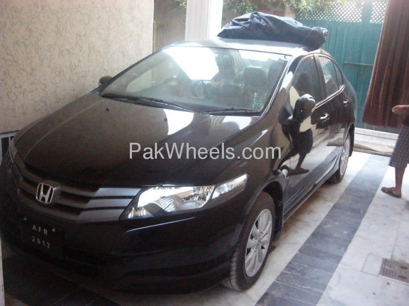 Honda City Aspire 1.5 i-VTEC 2012 Image-2