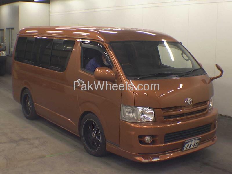 Toyota Hiace Standard 2.7 2008 Image-2