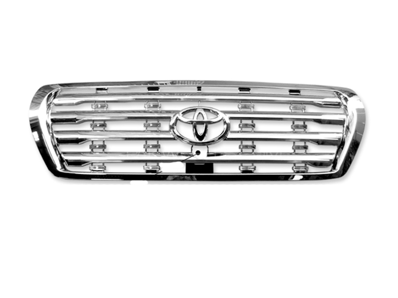 Toyota Land Cruiser 200 Front Grill With Camera Taiwan in Lahore