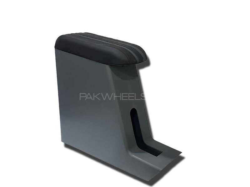 Universal Black Stips Design Arm Rest in Lahore