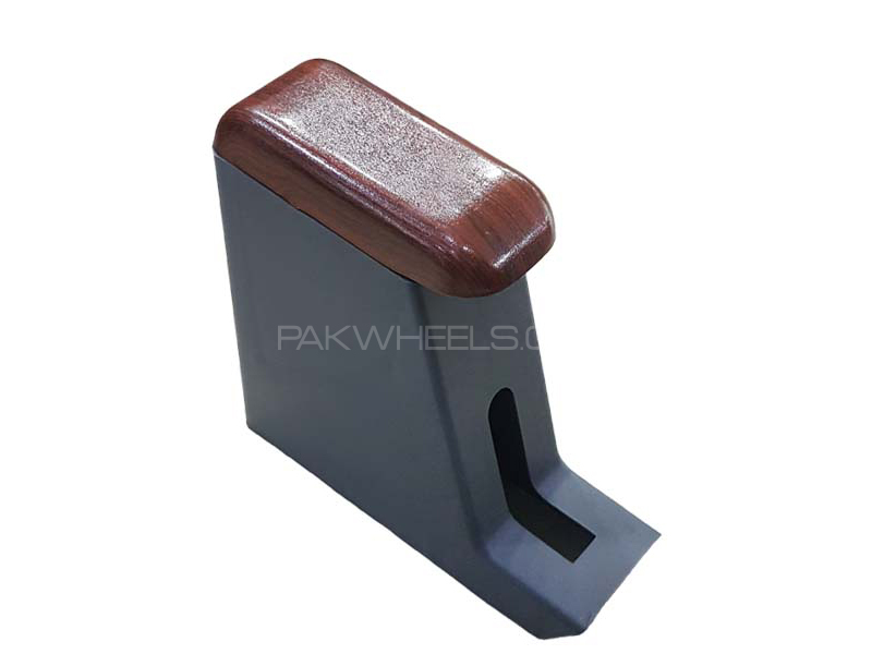 Universal Wooden Design Arm Rest in Lahore