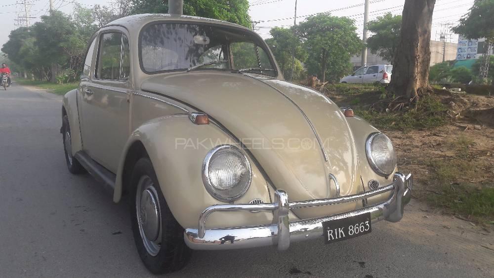 Volkswagen Beetle 1967 Image-1