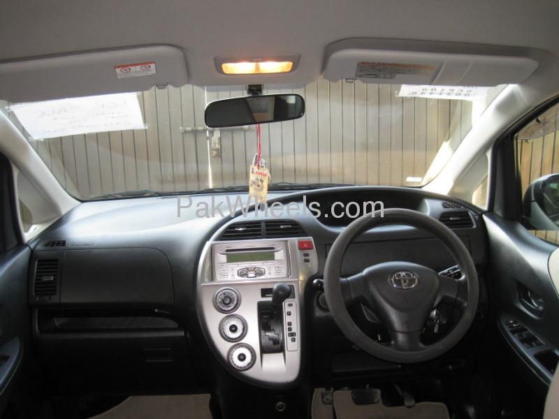 Toyota Ractis 2007 Image-3