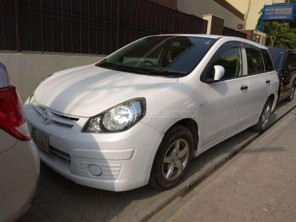Mazda Familia Van Dx 2007 Image-1