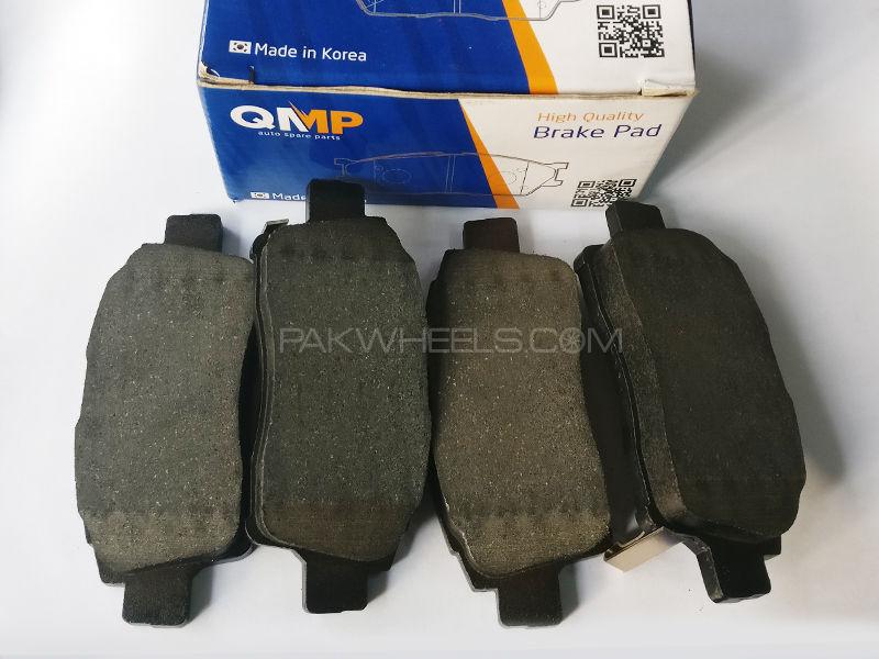 QMP Rear Prado 2005 Brake Pads - Korean in Lahore