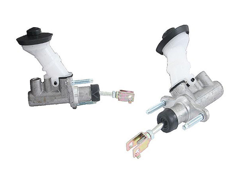 Toyota Corolla 2002-2008 Brake Cylinder with Bottle Image-1