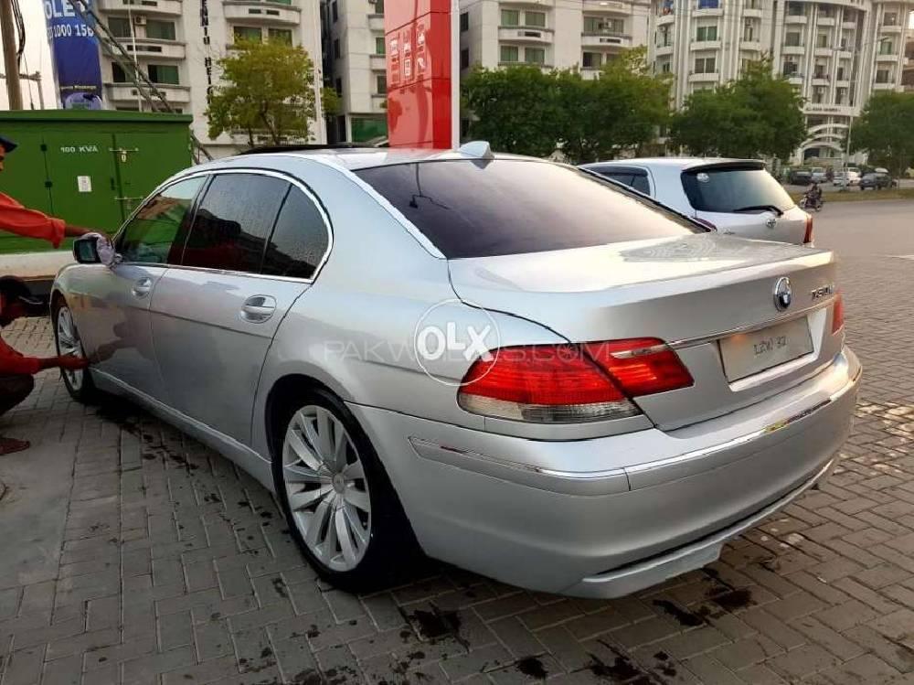 BMW 7 Series 730Li 2006 Image-1