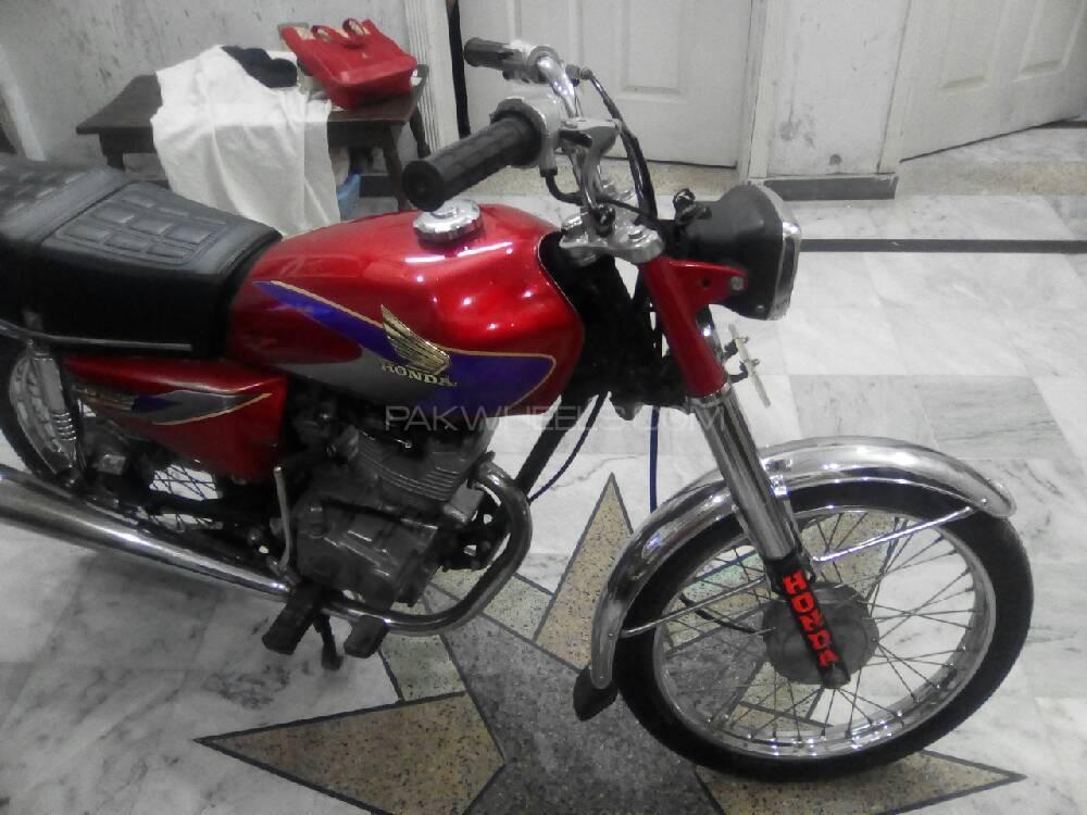Honda CG 125 1996 Image-1