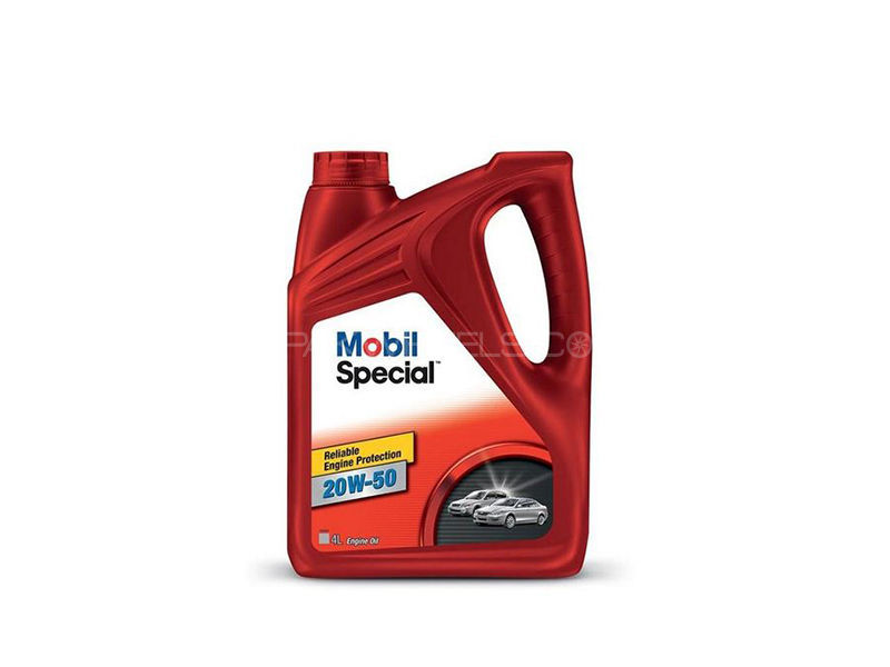 Mobil 1 Special 20w50 - 4L Image-1