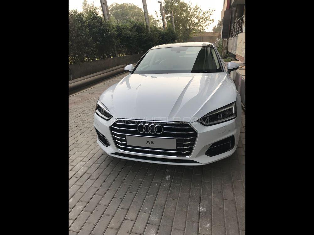 Audi A5 S5 Sportback 2017 Image-1