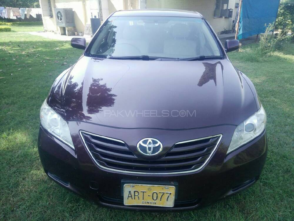 toyota camry 2006 for sale in multan pakwheels. Black Bedroom Furniture Sets. Home Design Ideas