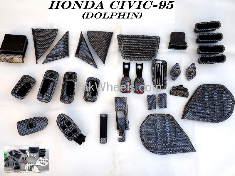 3d Modification Printing on car's interior and Ext. - 1900136