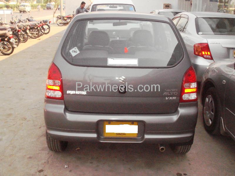 Suzuki Alto VXR (CNG) 2011 Image-2