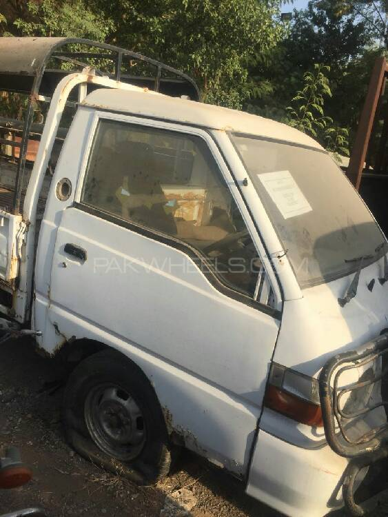 Hyundai Shehzore Pickup H-100 (With Deck and Side Wall) 2000 Image-1