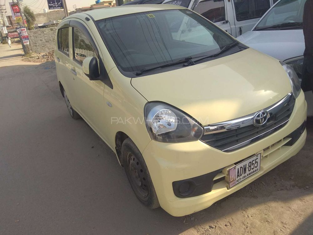 Toyota Pixis Epoch L 2013 Image-1