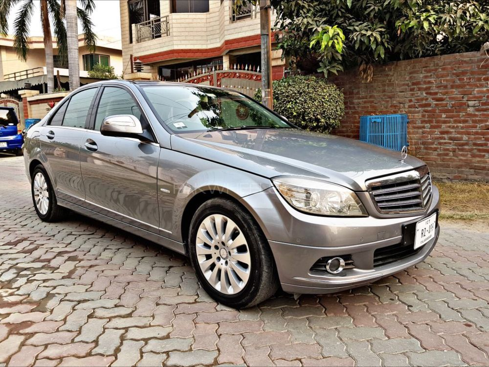 mercedes benz c class c180 2008 for sale in lahore pakwheels. Black Bedroom Furniture Sets. Home Design Ideas