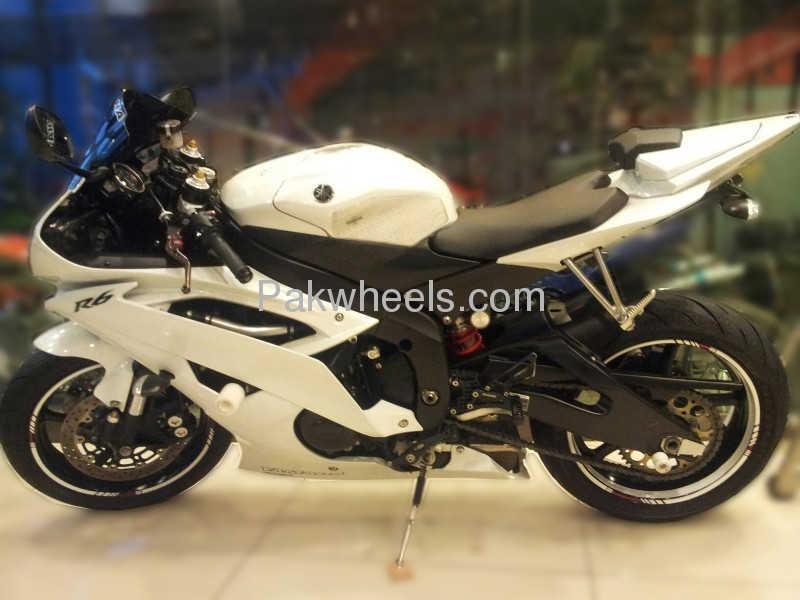 Used yamaha yzf r6 2010 bike for sale in karachi 101058 for 2010 yamaha r6 for sale
