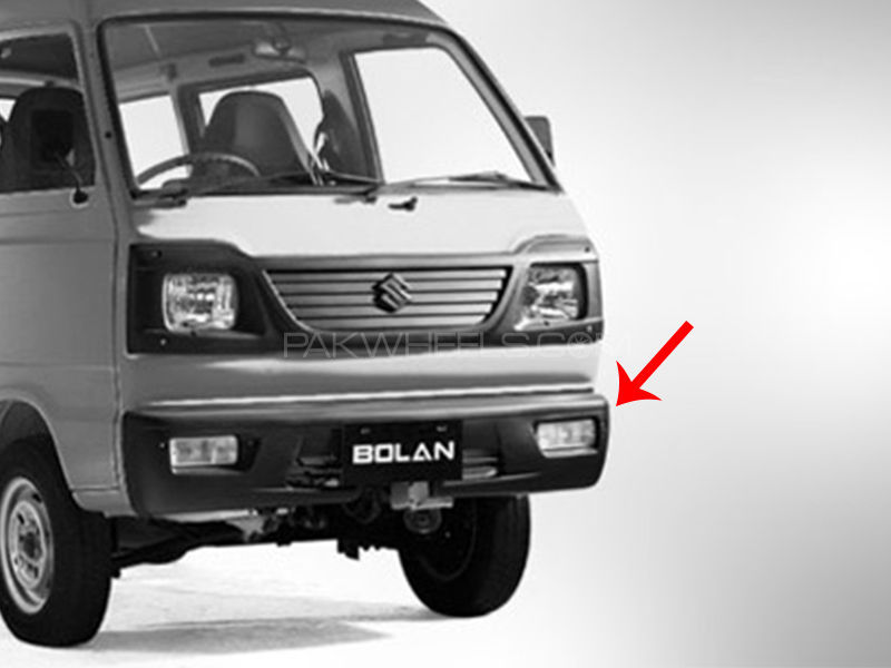 Suzuki Bolan New Front Bumper Replacement 2013-2016 in Lahore