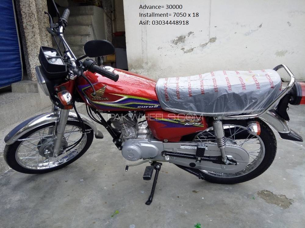 used honda cg 125 2017 bike for sale in rawalpindi. Black Bedroom Furniture Sets. Home Design Ideas