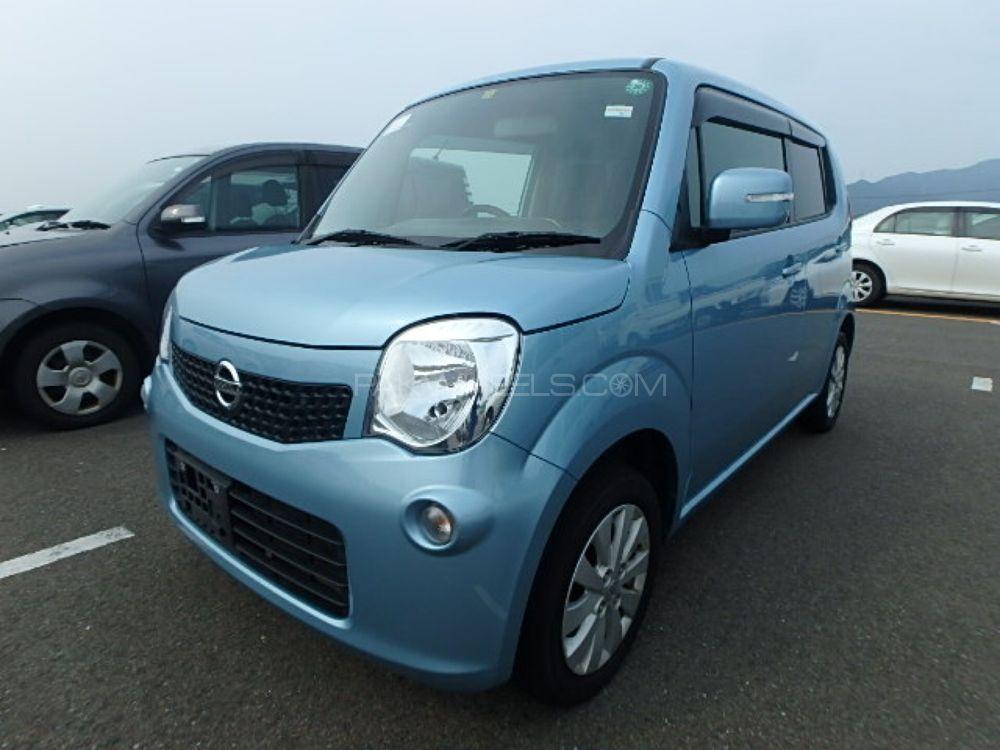 Nissan Moco X Idling Stop Aero Style 2014 Image-1