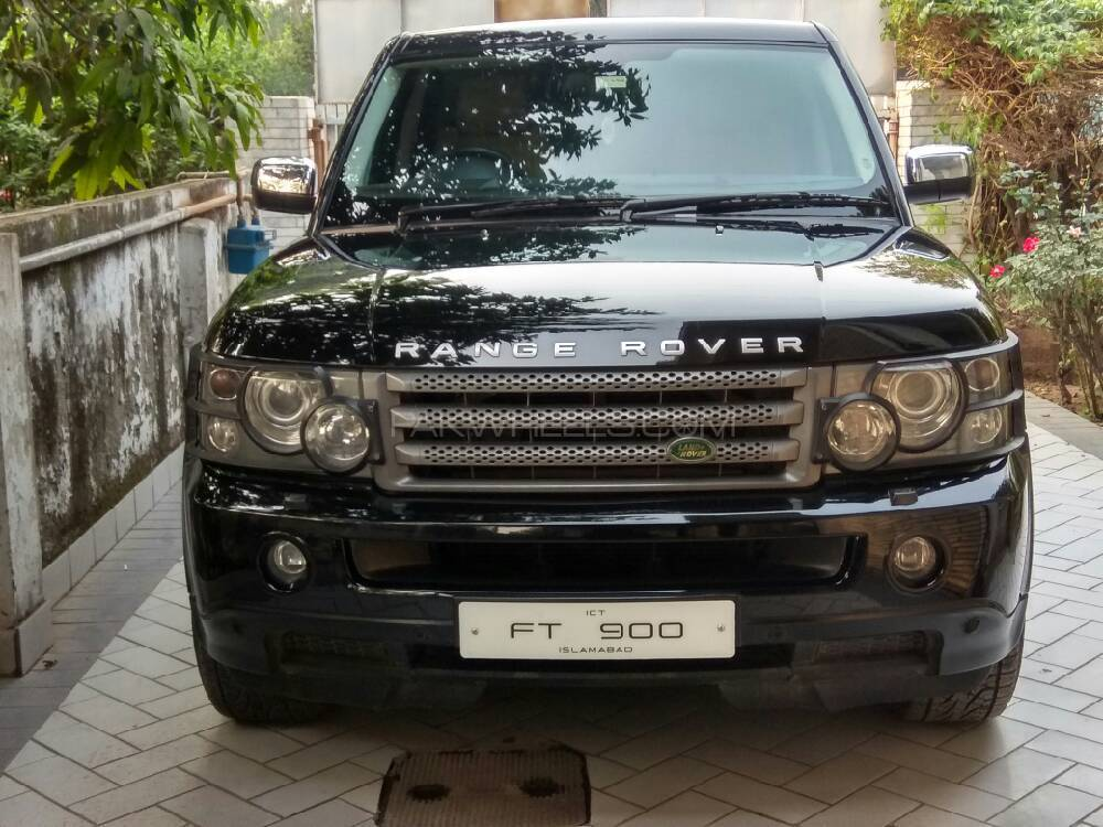 range rover sport tdv6 2007 for sale in islamabad pakwheels. Black Bedroom Furniture Sets. Home Design Ideas