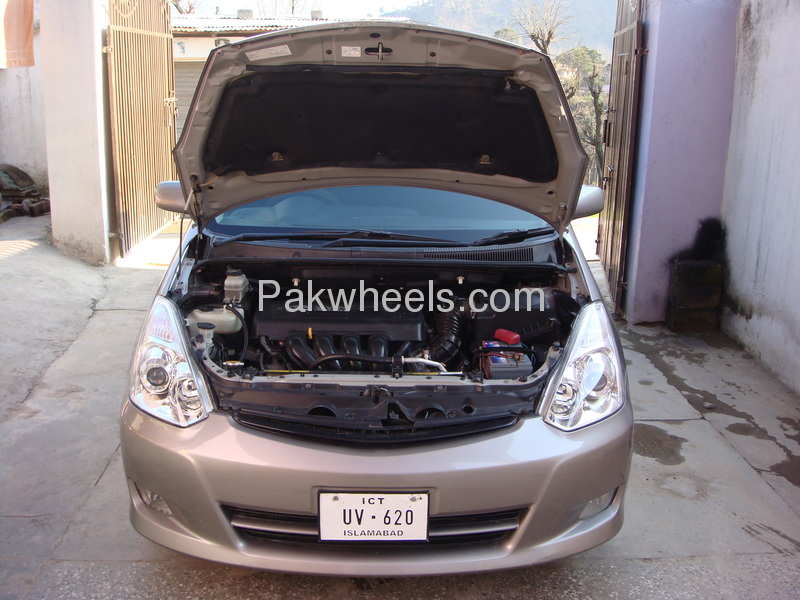 Toyota Wish X HID Selection 2006 Image-7