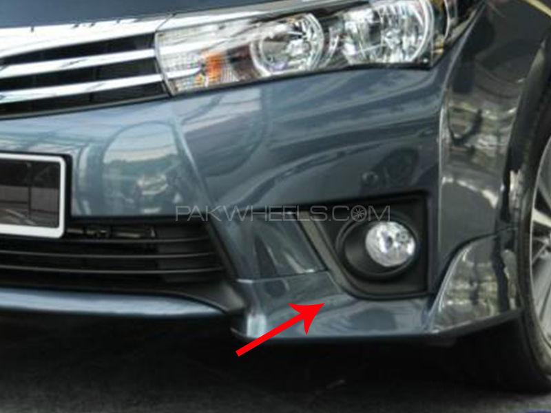 Toyota Corolla ChinaFog Lights Xli, Gli, Altis 2014-2017 Image-1