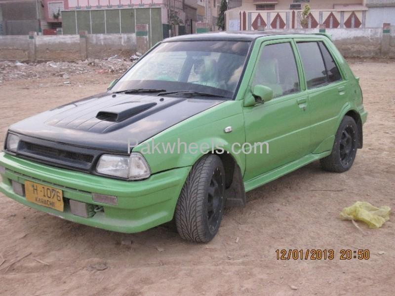 Toyota Starlet 84 For Sale In Karachi: Toyota Starlet 1986 For Sale In Karachi