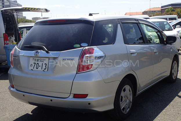 Honda Fit 13L Highway Edition 2013 Image-1