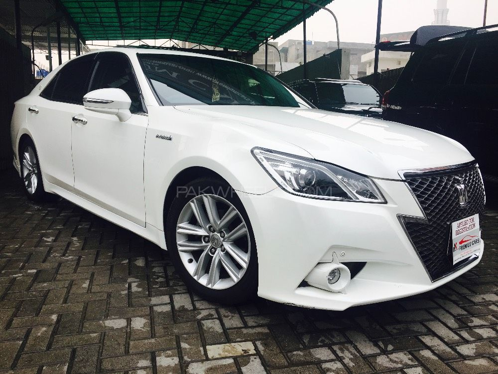 Toyota Crown Athlete 2013 For Sale In Lahore Pakwheels