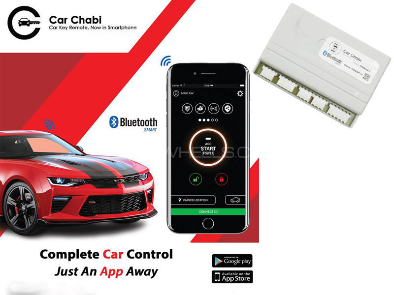Car Chabi Rack Pro - For Android & iPhone Image-1
