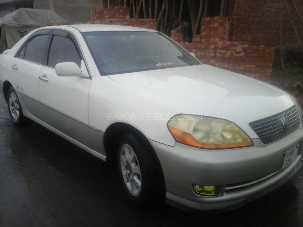 Toyota Mark II Grande 2.0 2003 Image-1