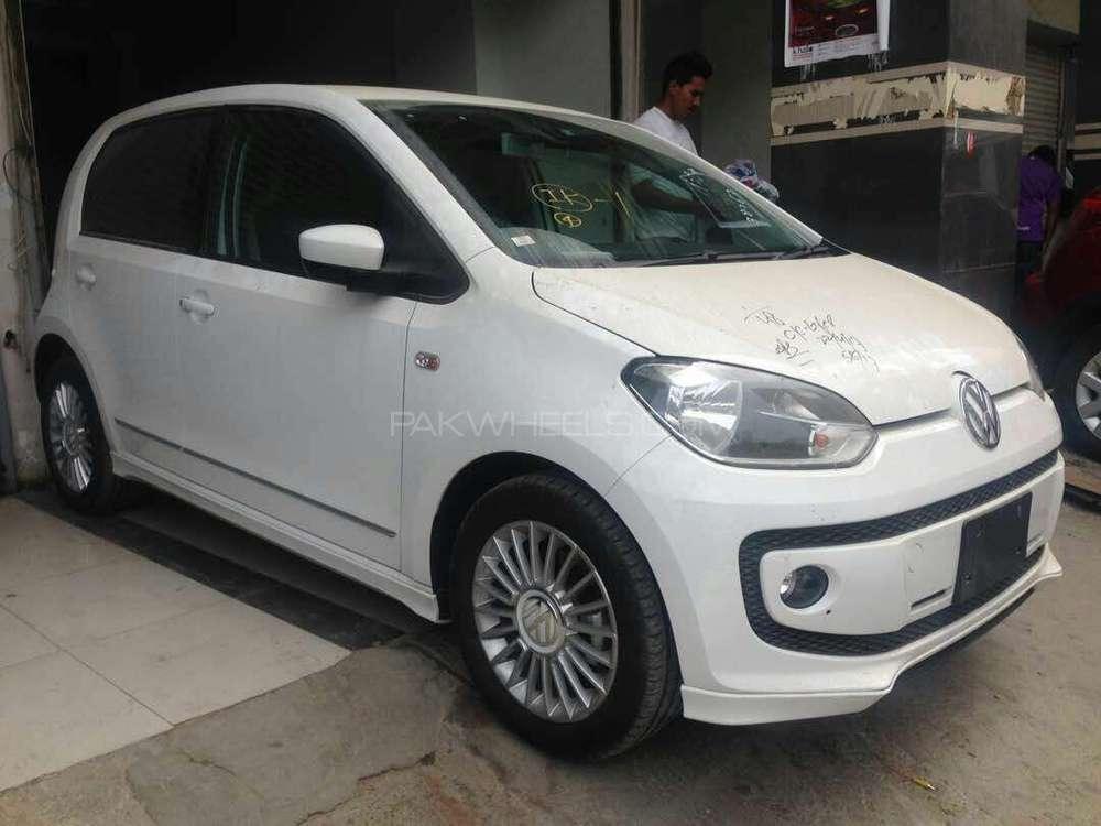 Volkswagen Up 2014 Image-1